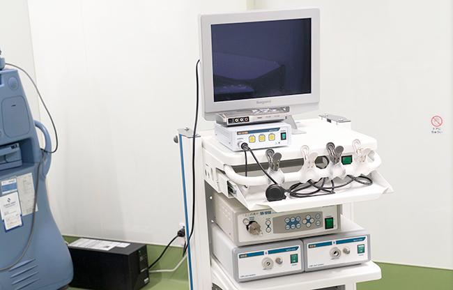 当院の涙道内視鏡手術の特徴