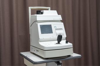コーワ社 レーザーフレアメーター FM-600 (前房蛋白測定装置)